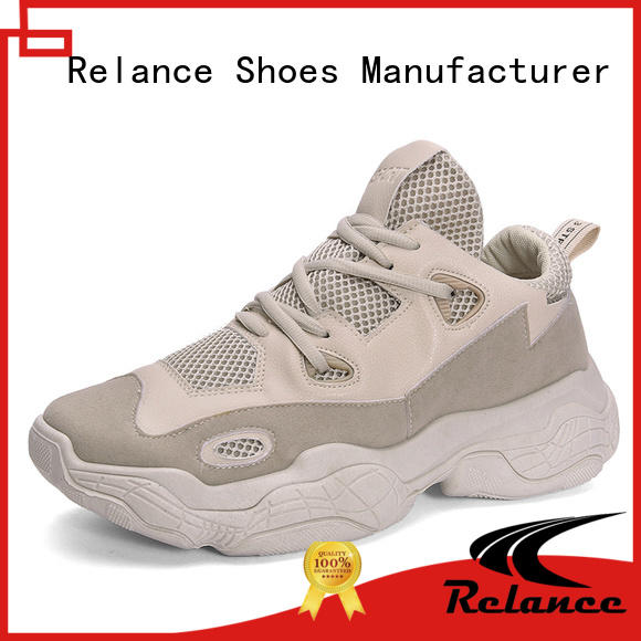 Relance leisure cushioned running shoes supplier for women