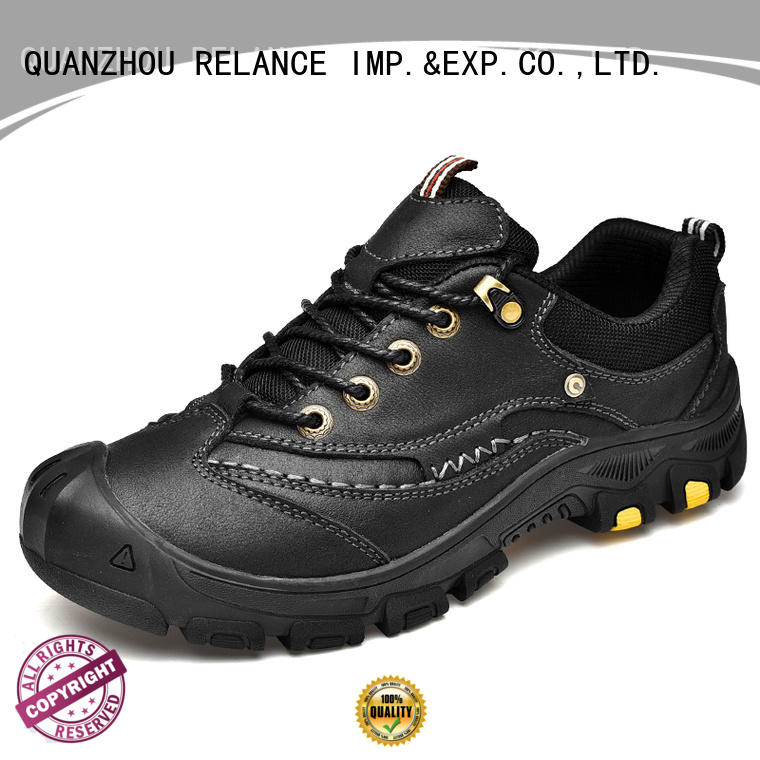 Relance yellow ladies outdoor shoes for running