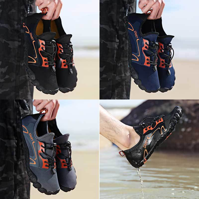 real comfortable hiking shoes with good price for sporting-3