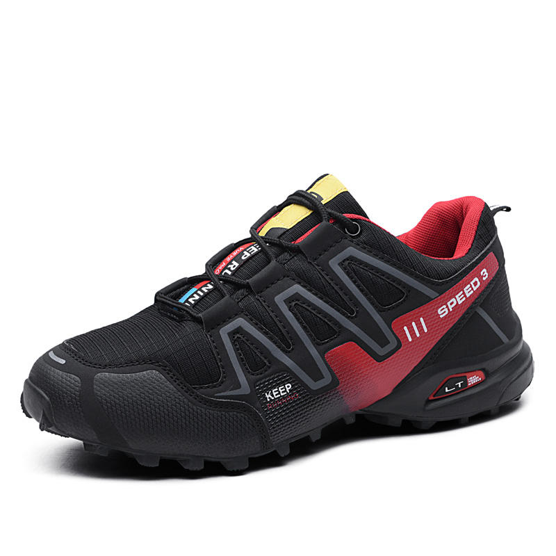 Hot Sale OEM Cross-Country Shoes ODM  Comfortable Hiking Shoes Customized Trail Running Shoes