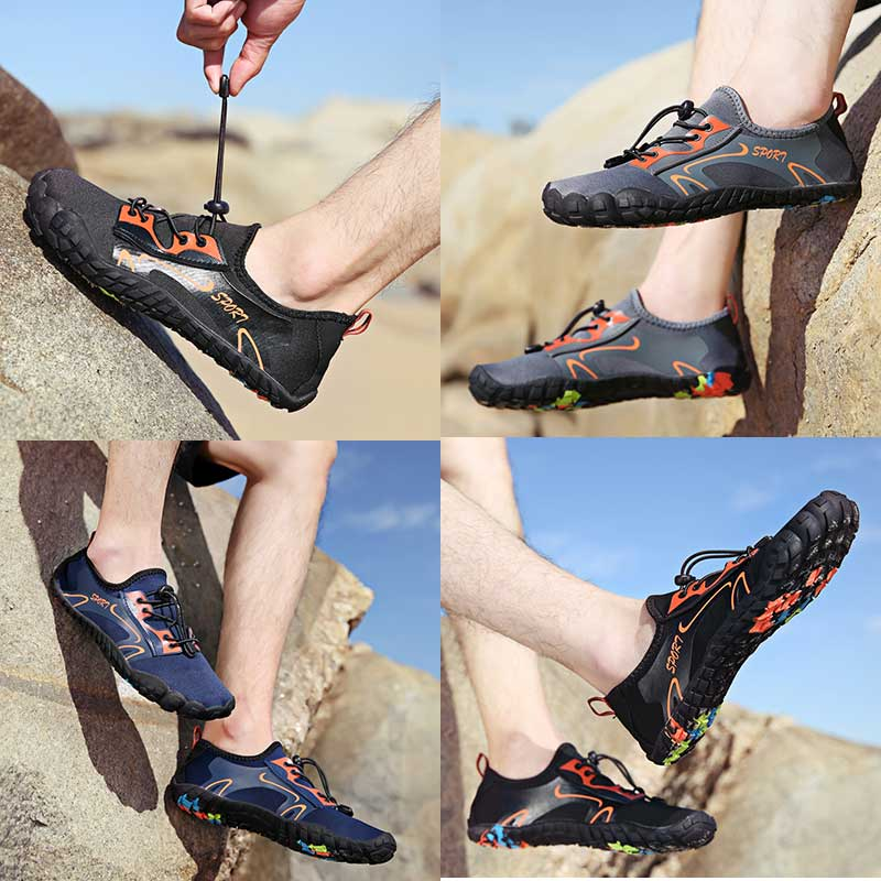 real comfortable hiking shoes with good price for sporting-4