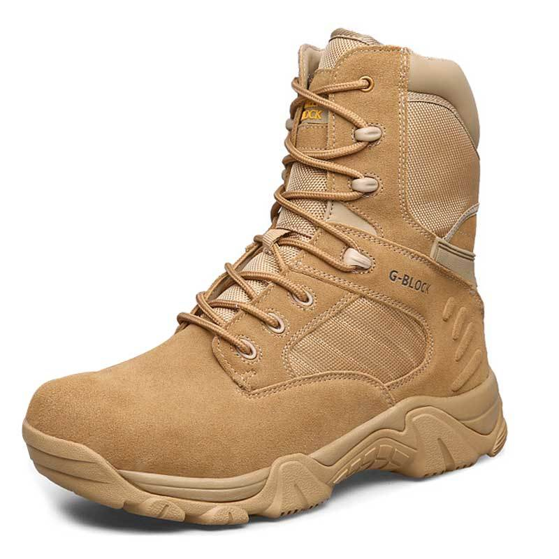 Hot Sale Cheap Desert Army Outdoor Shoes Customized Hiking Shoes Brands