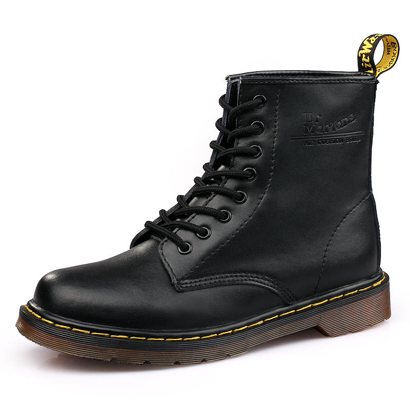 Hot Sale Waterproof Martin Boots Cheap Work Shoes Customized Waterproof Outdoor Shoes