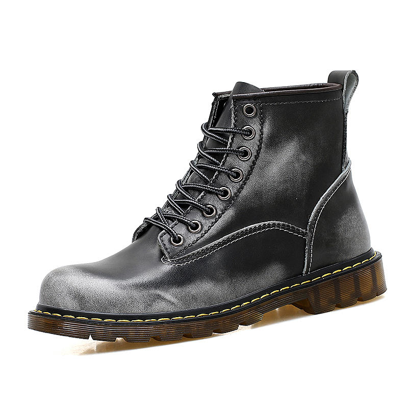 Wholesale Cheap Outdoor Shoes Hiking Shoes Casual Martin Boots Oem Shoes Supplier