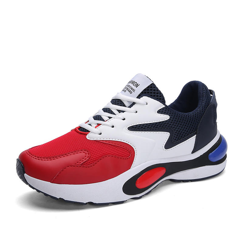 Wholesale OEM Fashion Sport Boots Customized  Latest Running Shoes