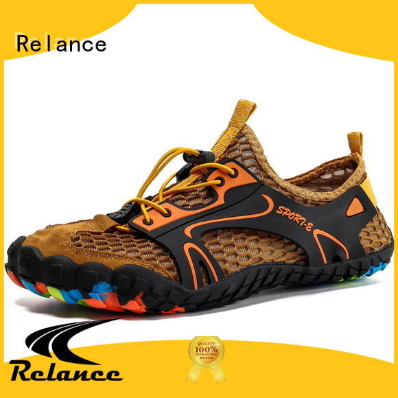 Relance custom hiking boots with good price for sporting