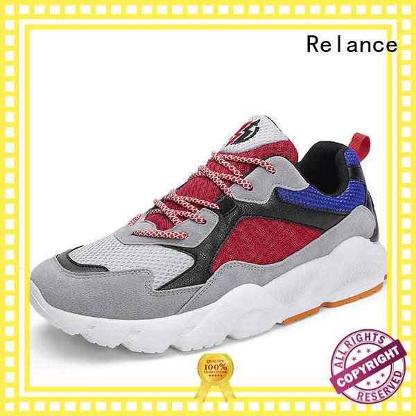 Relance cushioned running shoes customized for all seasons