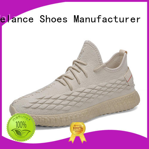 Relance lace up sports running shoes manufacturer for men