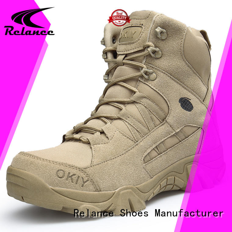 Relance trekking mens outdoor shoes waterproof directly sale for all seasons