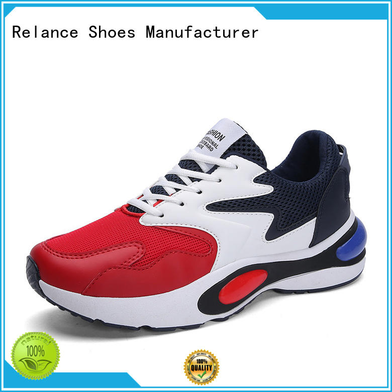leisure comfortable running shoes supplier for women
