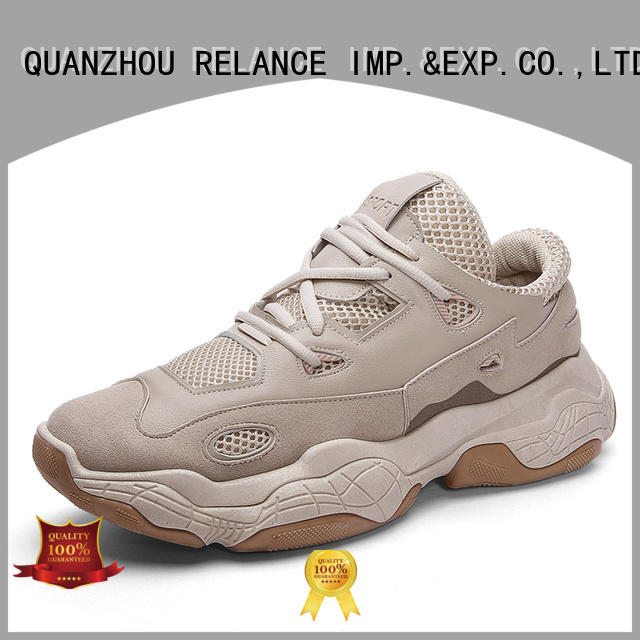 Relance discount waterproof running shoes manufacturer for jogging