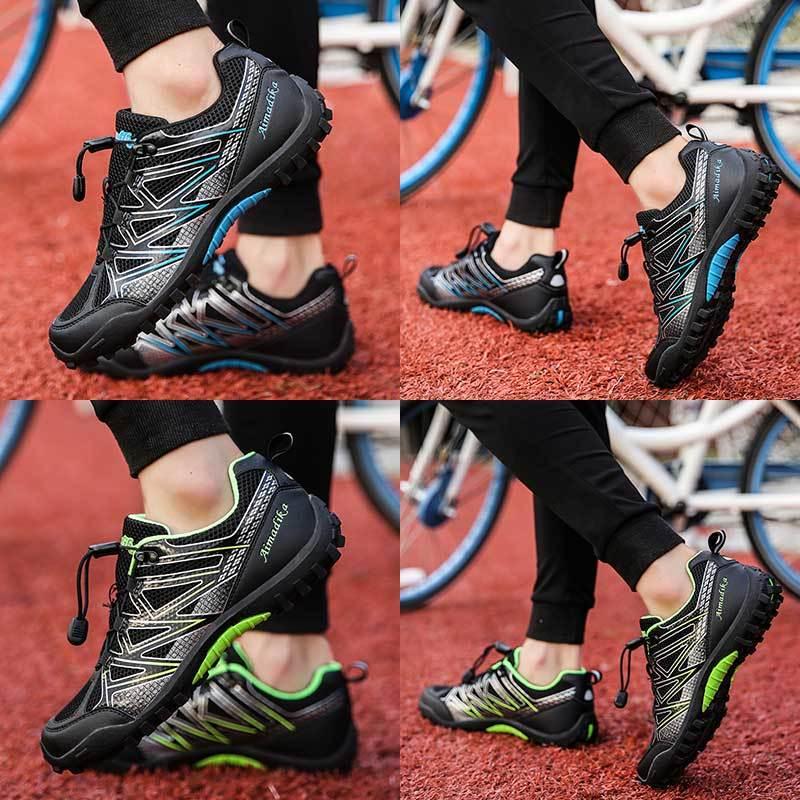 mesh mens road bike shoes factory for mountain bike cycling-2