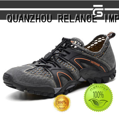 real mens slip on hiking shoes directly sale for all seasons