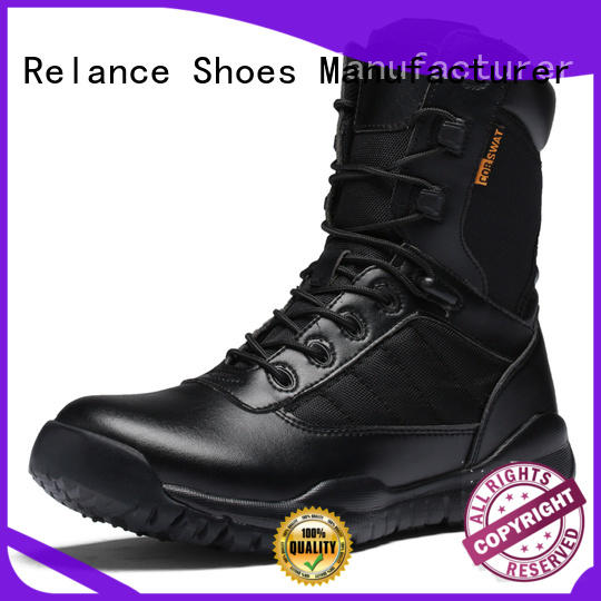 Relance yellow hiking shoes brands factory for climbing