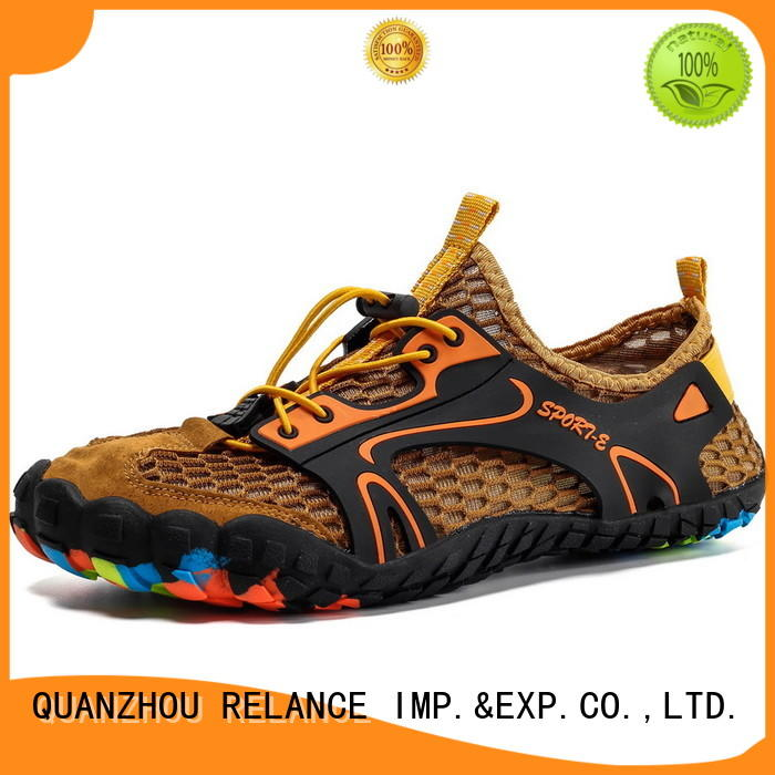 Relance casual cheap hiking shoes manufacturer for climbing