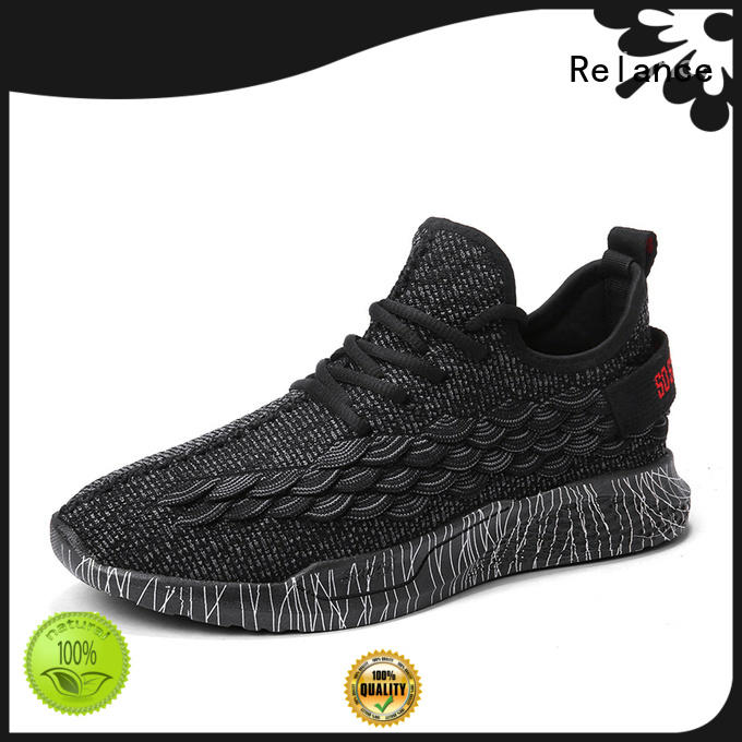 breathable sneakers sports shoes factory for jogging Relance
