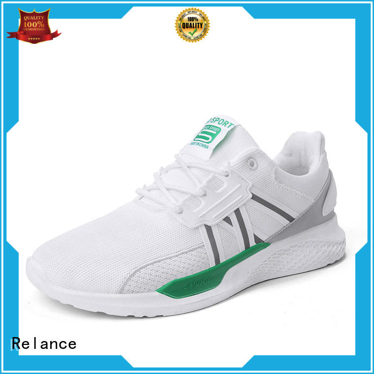 Relance athletic running shoes for flat feet manufacturer for men