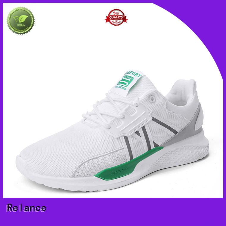 Relance new running shoes supplier for all seasons