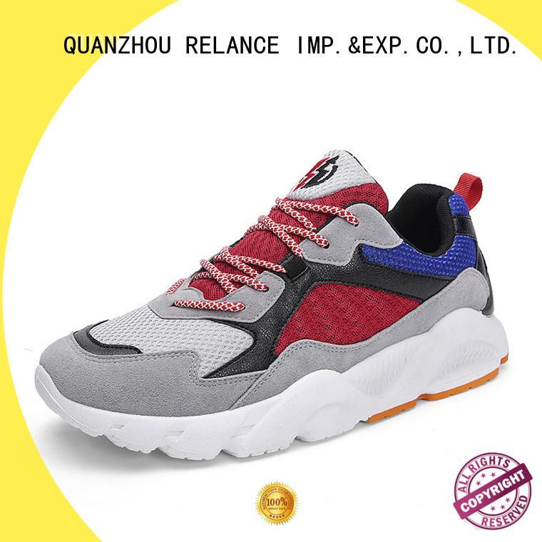 Relance breathable running shoes sale manufacturer for men