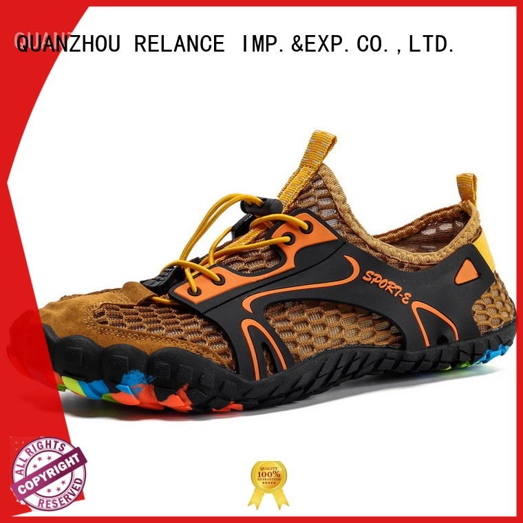 suede womens waterproof hiking shoes manufacturer for sporting