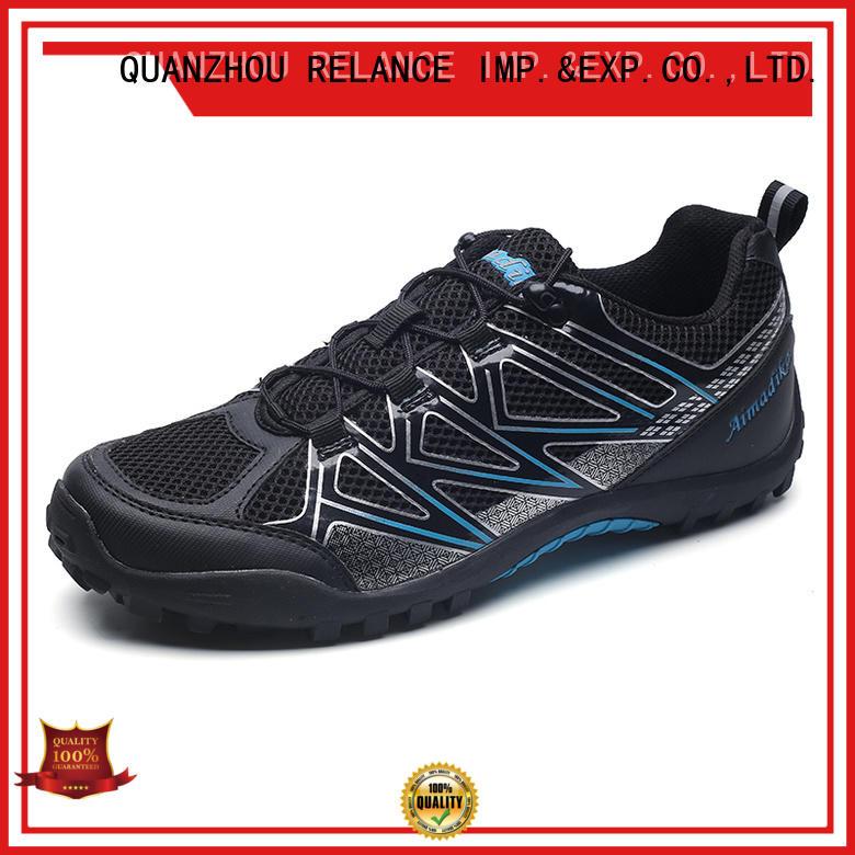 mesh mens road bike shoes factory for mountain bike cycling