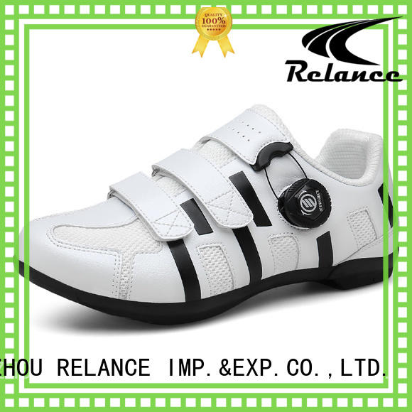 breathable bike riding shoes supplier for road cycling