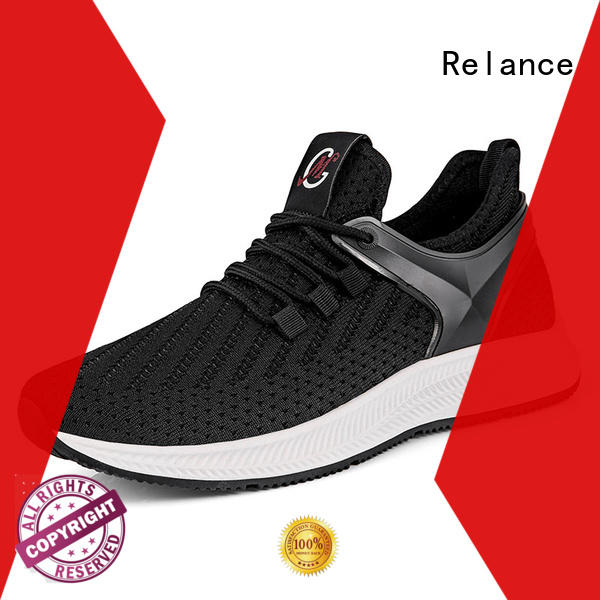 Relance cushioned running shoes with good price for men