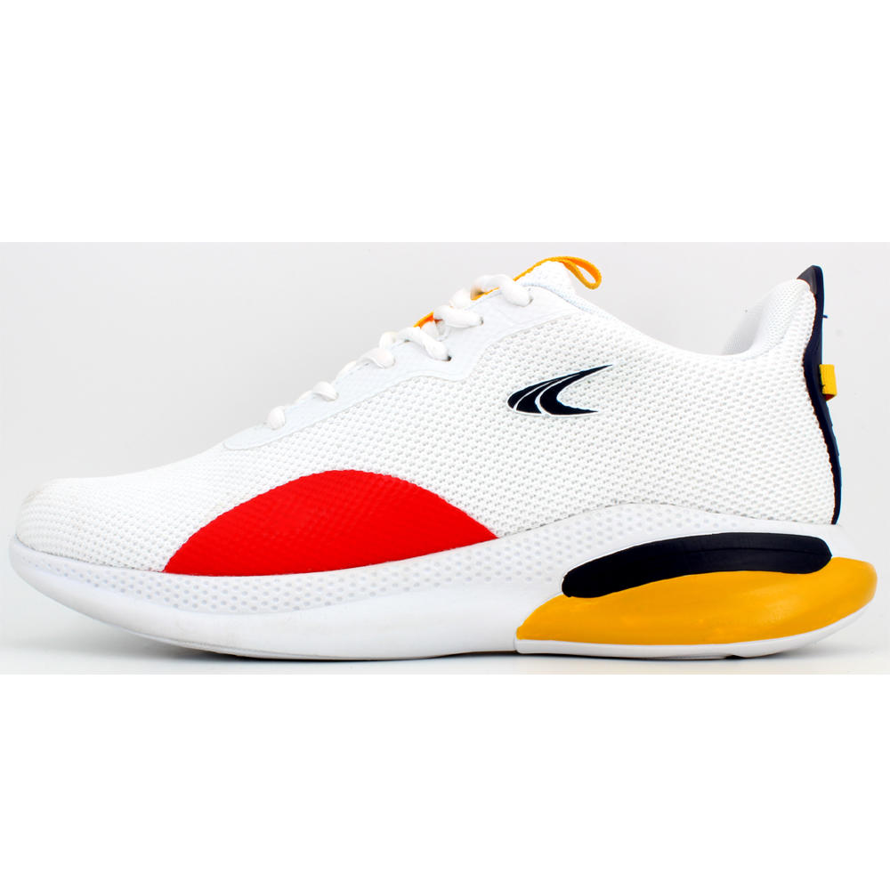 Hot Sale Fashion White Running Shoes Customized New Running Sport Shoe