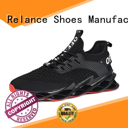 Relance ODM waterproof running shoes supplier for men