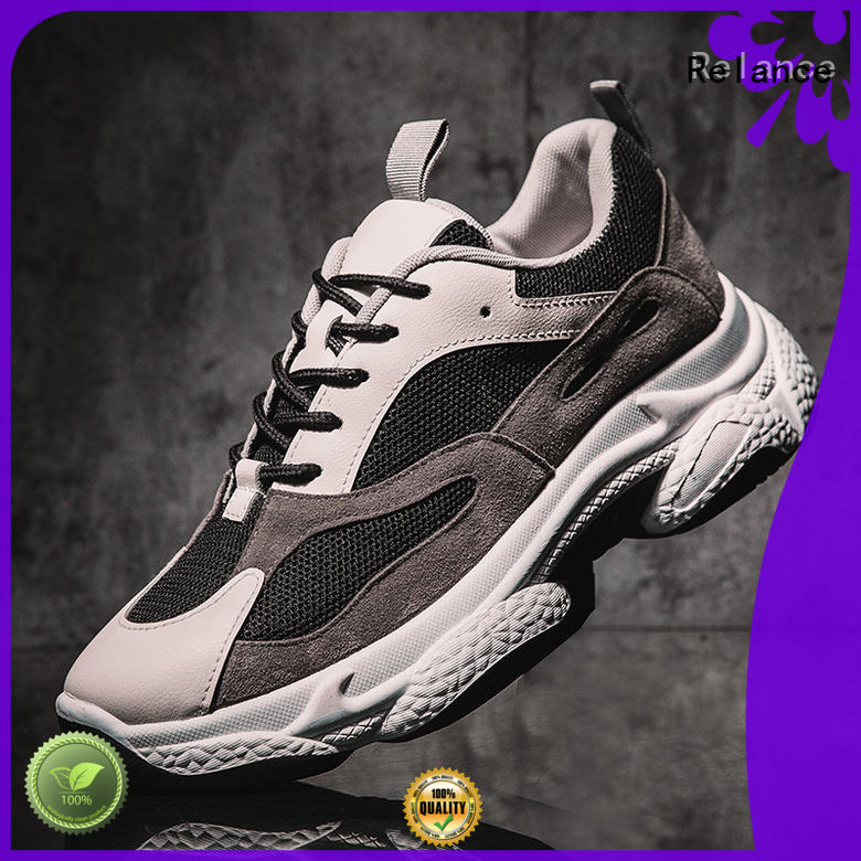 Relance latest popular mens running shoes customized for jogging