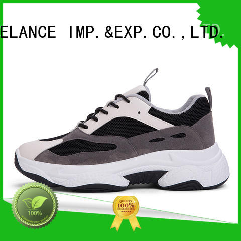 leisure new sports shoes supplier for men