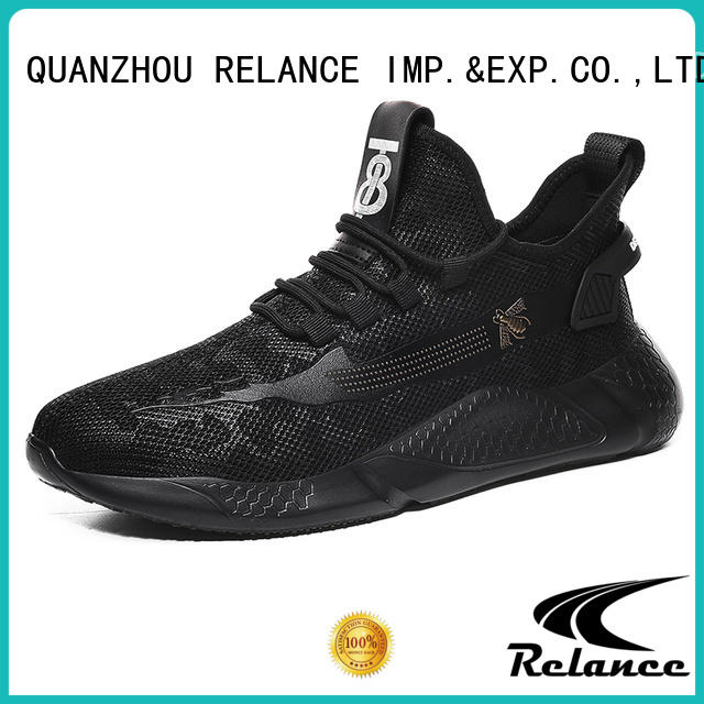 Relance waterproof running shoes customized for men